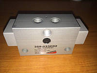 Воздухораспределитель КПП ЯМЗ 650, 238ВМ Camozzi R43S-1723009, 8.9076