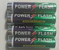 Батарейки POWER FLASH AAA 1,5V LR03