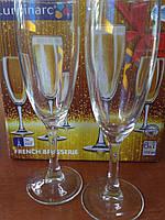 """Набор для бокалов для шампанского ТМ """"Luminarc"""""""