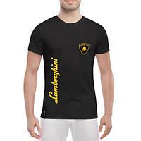 GlobusPioner Мужская футболка Lamborgini 66638 , фото 1