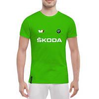 GlobusPioner Мужская футболка VIRS Skoda 66631