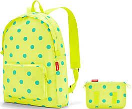 Оригинальный рюкзак Reisenthel AP 2025, лимонный на 14 л