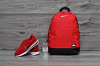 Рюкзак Nike Air (Найк) Спортивный Портфель, Ранец, Сумка