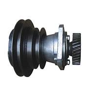 Привод вентилятора н.обр. (4 отверстия) ЯМЗ 238 НДЗ Т-150 (К-700) (пр-во Украина)