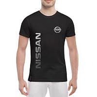 GlobusPioner Мужская футболка Nissan 66529