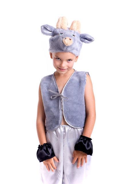 Карнавальный костюм козлика для мальчика