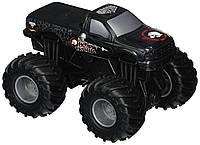 Внедорожник инерционный Hot Wheels Monster Jam Rev Tredz Metal Mulisha Vehicle, 1:43 черный