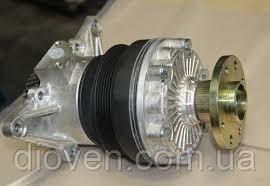 Привод вентилятора (гидромуфта) ЯМЗ поликлин. (пр-во ЯМЗ) (Арт. 658.1308011)
