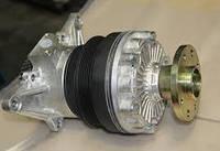 Привод вентилятора (гидромуфта) ЯМЗ поликлин. (пр-во ЯМЗ) (Арт. 658.1308011), фото 1
