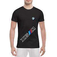 GlobusPioner Мужская футболка BMW X6 M 66416