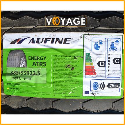 Грузовая шина Aufine Premium ATR5 (Универсальная) 385/55 R22,5  , фото 2