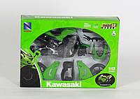 Мотоцикл металлический New Ray, KAWASAKI, модель-мото, масштаб 1:12, 42445