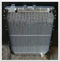 Радиатор водяной алюминиевый на двигатель ЯМЗ-238Д, 238М2 (Беларусь)