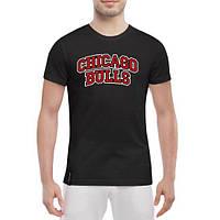 GlobusPioner Мужская футболка Chicago Bulls 62157 , фото 1