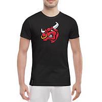 GlobusPioner Мужская футболка Бык 66175 , фото 1