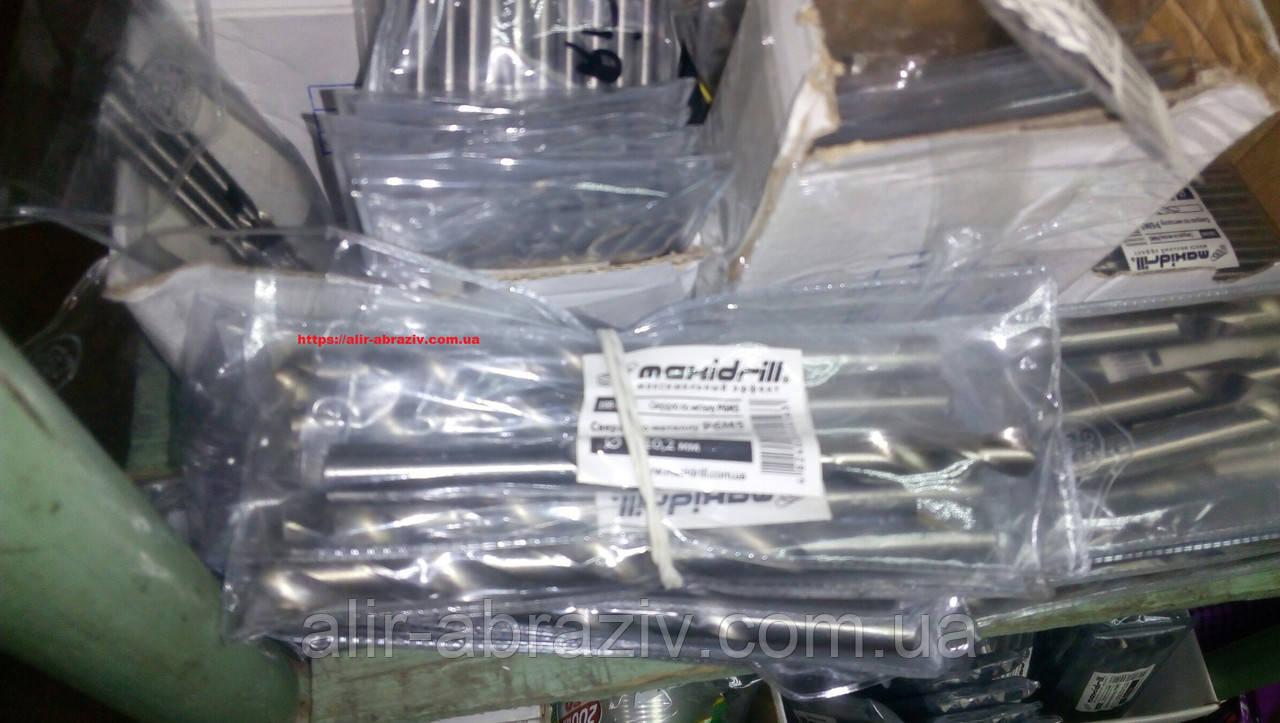 Сверло по металлу P6M5 12,0 мм с хвостовиком 10 мм