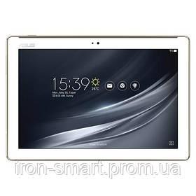 Планшетный ПК 10' Asus ZenPad 10 (Z301ML-1B007A) White, емкостный Multi-Touch (1280x800) IPS, MediaTek MT8735W 1.3GHz, RAM 2Gb, ROM 16Gb, microSD (max