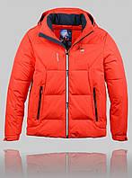 Мужская зимняя куртка Malidinu 4347 Красная