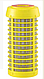 Колба проточного фильтра Atlas Filtri HYDRA RAINMASTER, +картриджи RAH, LA, фото 2