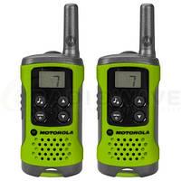 Переговорное устройство Motorola TLKR T-41 GREEN
