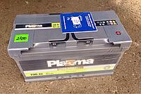 Аккумулятор 100Ah 950A 12V Plazma правый плюс