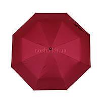 Зонт складной de esse 3304 механический Бордовый