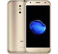 Смартфон ORIGINAL DOOGEE BL5000 Gold (8Х1.5Ghz; 4Gb/64Gb; 13+2МР/8МР; 5050 mAh)