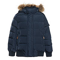 Нейлоновое стеганое пальто с капюшоном Hitch-Hiker