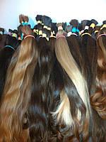 Детские Волосы 50 см Lux не окрашенные (natural)