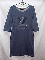 Женское платье LV джинс оптом