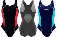 Спортивный купальник для бассейна BW 714 (XS-2XL в расцветках)