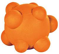 TRIXIE (Трикси) Резиновый мяч-мина 7см - игрушка для собак