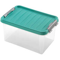 Ящик пластиковый для хранения Heidrun 8 л, 33х22,5х16 см (602)