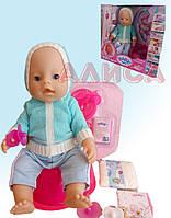 Кукла Baby Born 8001-D, пупс Беби Борн