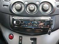 Переходная рамка для установки автомагнитолы Mitsubishi Grandis