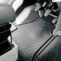Volkswagen lt 2 (1+1) 1995-2006 водительский коврик черный в салон.