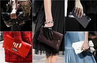 Женский клатч - модный аксессуар для создания собственного современного стиля.
