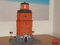 Макет Винницкой водонапорной башни