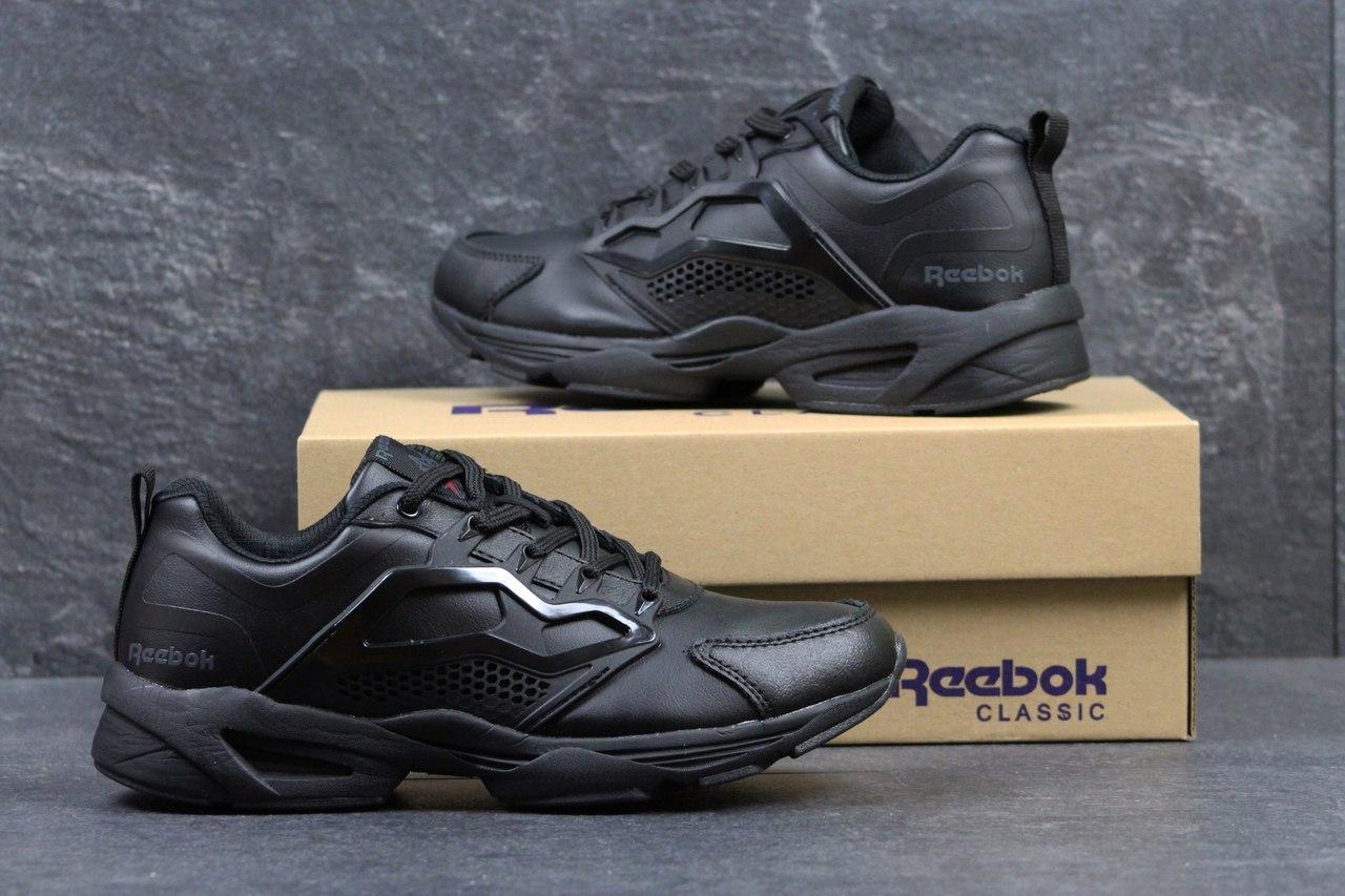 9c7927fc8501 Я в шоке!™   Мужские кроссовки Reebok черные 3274. Цена, купить ...