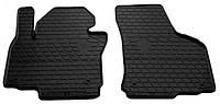 Резиновые передние коврики для Volkswagen Jetta V 2005-2010 (STINGRAY)