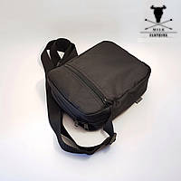 Месенджер\мессенджер (сумка на плече) - Milk Clothing - Classic Black