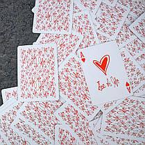 Love Me Playing Cards  | Карты игральные, фото 3
