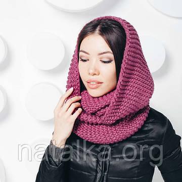 Шарф-снуд: с чем носить
