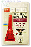 Празицид комплекс для собак 5-10 кг 1*1,7 NEW  Апи-сан