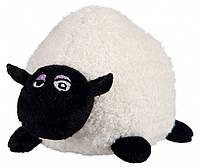 "TRIXIE (Трикси) Овца плюшевая с пищалкой Shirley ""Shaun the Sheep"" 11см - игрушка для собак"