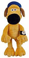 """TRIXIE (Трикси) Собака плюшевая с пищалкой Bitzer  """"Shaun the Sheep"""" 26см - игрушка для собак"""