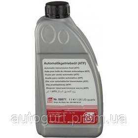 FEBI Жидкость ГУР/АКПП (красная) (1 л.)