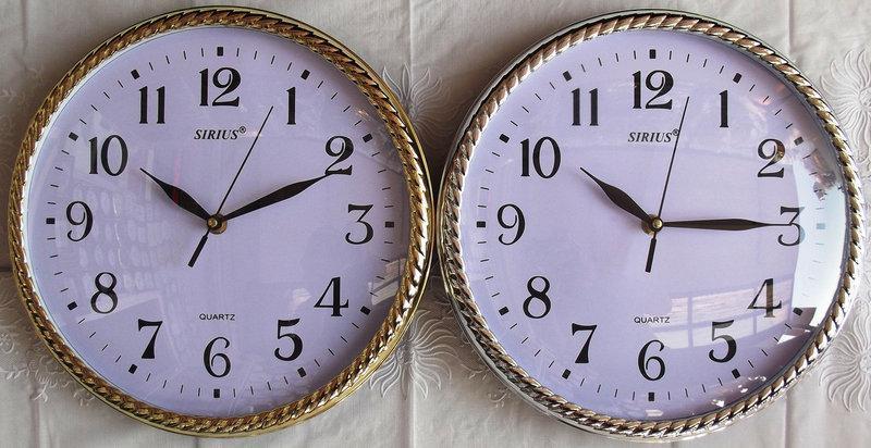 Часы настенные SIRIUS для дома и офиса SI-154