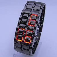 Уникальные часы Iron Samurai