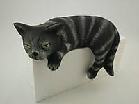 Котик свисает размер  20-12 см